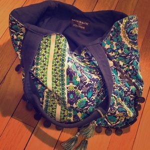 Antik Batik pour L'OCCITANE Bag